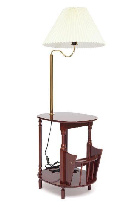 Журнальный столик с лампой SR-0751-LP