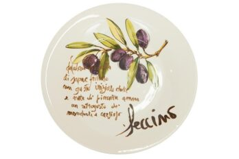 OLIVES Dinner plate ( mod. C/1167 ) | Тарелка обеденная «ОЛИВКИ»