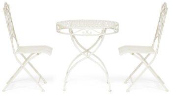 Комплект (стол + 2 стула) Secret de Maison PALLADIO (mod. PL08-8668/8669)