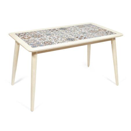 CT3052 Tanger стол с плиткой
